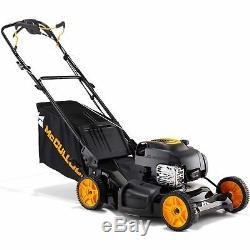 Petrol Lawnmower Self Propelled 21 530mm Rotary McCulloch 150cc Cuts & Mulches