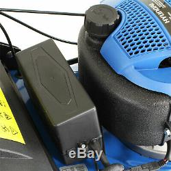 Petrol Roller Lawnmower Hyundai HYM510SPER Self Propelled Key Start 173cc 5HP