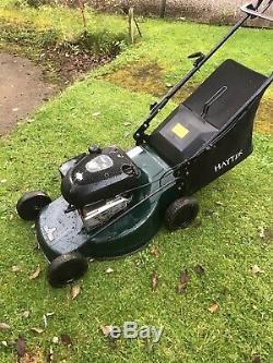 Petrol Self Propelled Hayter Motif 53 Lawnmower