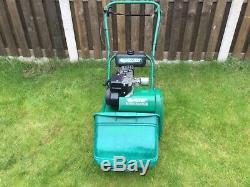 Qualcast 35s Self Propelled Petrol Lawnmower