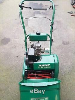 Qualcast Classic 35S petrol self propelled lawn mower
