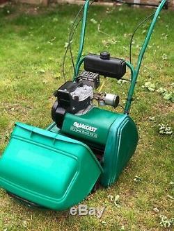 Qualcast Classic Petrol 35S Petrol Cylinder Self Propelled Lawn Mower