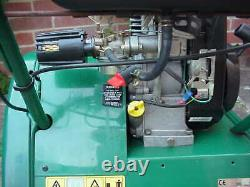 Qualcast Suffolk Classic 35s (14) 35cm Self Propelled Cylinder Petrol Lawnmower