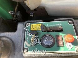 RANSOM JOHNSON ZERO Turn-Ride On rotary cut 60 Deck Commercial Mower KUBOTA