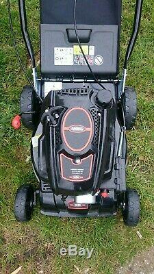 Racing 4000T-A Self-Propelled Petrol Lawnmower