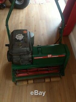 Ransomes Marquis 61 24 Petrol cylinder Mower self propelled MAG atco dennis