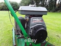 Ransomes Super Certes 51 fine cut cylinder Reel Petrol Mower Self Propelled