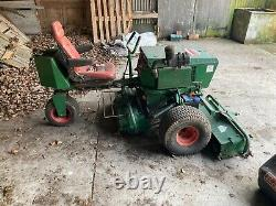 Ransomes ride on mower (green keeper)