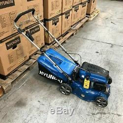 Refurbished Hyundai HYM430SPE 42cm 139cc Self Propelled Electric Start Petrol