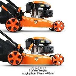 Refurbished P1PE P4600SP Self Propelled Petrol Lawnmower 18 46cm 139CC