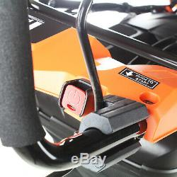 Refurbished Petrol Lawnmower Electric Start Self Propelled 51cm 173cc P5100SPE