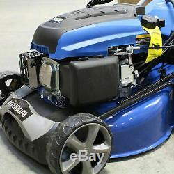 Refurbished Petrol Lawnmower Self Propelled Electric Start 46cm Cutting Width