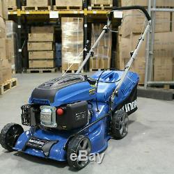 Refurbished Self Propelled Petrol Lawnmower 42cm HYM430SP Recoil Start