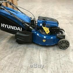 Refurbished Self Propelled Petrol Roller Mower Electric Start 53cm Unused