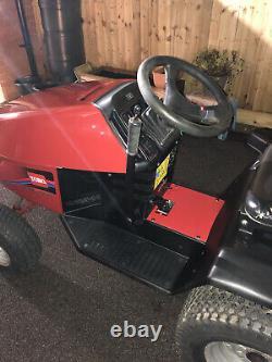 Ride on lawn mower Toro Wheel Horse 265h
