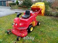 Ride on mower Gianni Ferrari