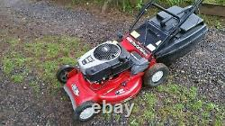 Rover Pro Cut 560 Self Propelled Mower 6HP Briggs and Stratton Engine 22 Cut