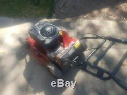 Rover Procut 560 Self Propelled Petrol Mower grass cutter Briggs & Stratton 4t