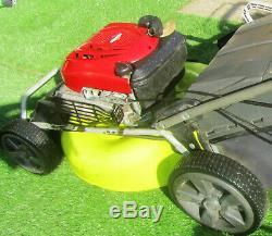 Ryobi RLM53160B self propelled petrol lawn mower fully serviced ready to mow