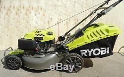 Ryobi RLM53190S Subaru Petrol Lawnmower Self Propelled 53cm Cut