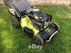 Ryobi RLM5319SMEB 190cc Subaru Self Propelled Petrol Lawn Mower Pull Start 53cm
