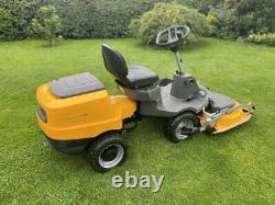 STIGA PARK 220 OUT-FRONT RIDE ON MOWER 95cm DECK