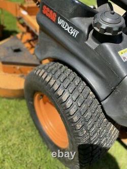 Scag Wildcat 61inch Cut Zero Turn Ride On Mower