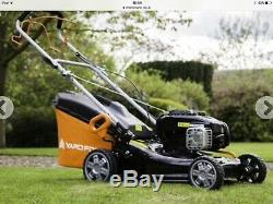 Self Propelled Petrol LAWN MOWER NEW BOXED