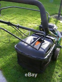 Self Propelled Petrol Lawn Mower Q Garden Combi 3 In 1 Petrol Lawn Mower