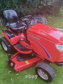 Simplicity prestige ride on mower
