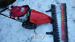 Solo 531 Sickle Bar Mower Honda Petrol Self Propelled