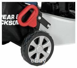 Spear & Jackson 41cm Self Propelled Petrol Lawnmower 125cc