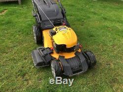 Stiga Combi Excel 55SQB Self Propelled 4in1 Petrol Lawnmower