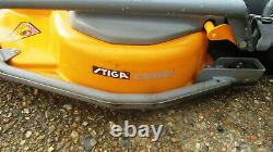 Stiga Park 520 P 2015 rear wheel drive out front mower fully serviced ride on