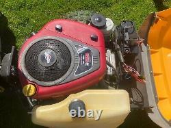 Stiga Park Compact 16 4wd ride on mower c/w 105cm mulching deck