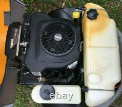 Stiga Park Pro 25 4WD 125cm deck Kohler 25hp petrol engine