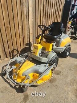 Stiga Park Pro 25hp 4wd Ride On lawn Mower £3000+ vat Is £3600
