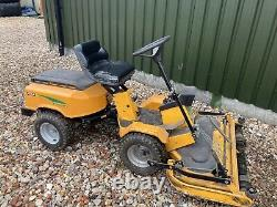 Stiga Park Ride On Mower / Out Front Mulching Deck 12.5hp Engine Just Serviced