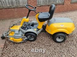 Stiga Park Royal 4x4 110 Deck Ride On Lawn Mower Sit on mower