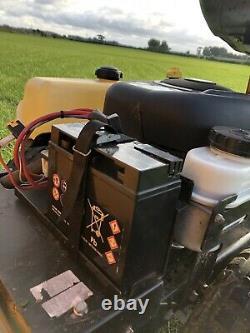 Stiga park compact 16hp 4WD Ride on mower