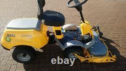Stiga park compact HST, ride on mower, mulcher 15.5HP