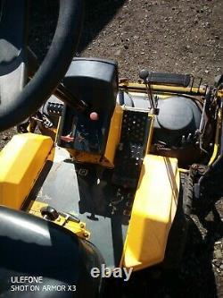 Stiga park ride on mower mulching deck hydrostatic drive HST President 16