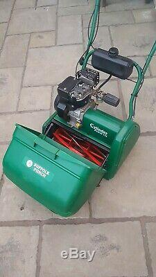 Suffolk Punch 17s Qualcast Classic 43s Self Propelled Cylinflder Mowerserviced