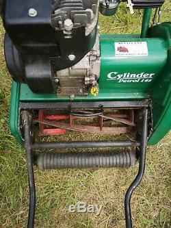 Suffolk Punch Cylinder Roller Self Propelled Mower