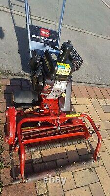TORO GreensMaster Golf course, Cricket or bowling greens Professional mower