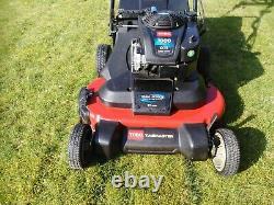 TORO Timemaster Lawn mower 30 inch cut