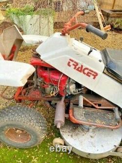 Templar tracer Quad Mowers Tractors