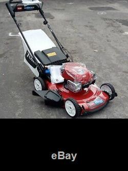 Toro 20955 Recycler 55cm Self Propelled 3in1 Petrol Lawnmower Show Room Model