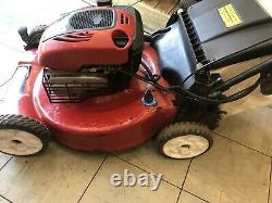 Toro 20956 55cm A/D 3 in 1 Self Propelled Lawn mower Mulch/ side-chute/ collect