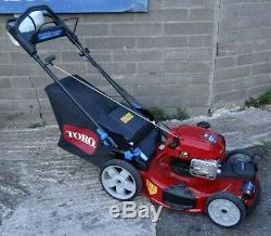 Toro 20965 56cm Self Propelled Lawnmower with PowerReverse
